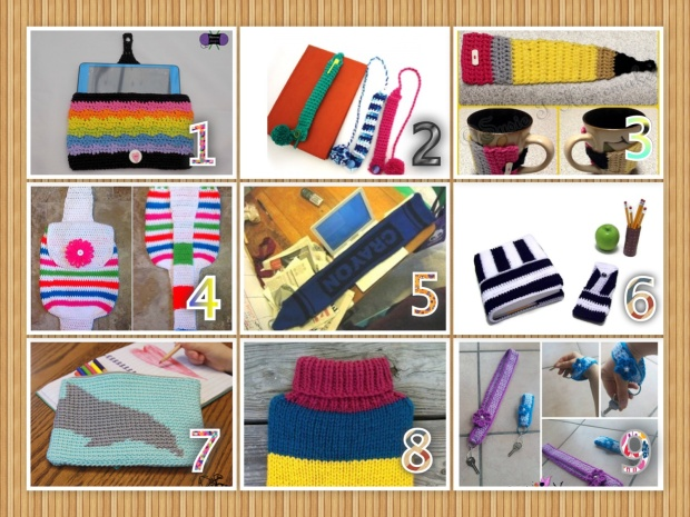 Back to School Pattern ROundup 2