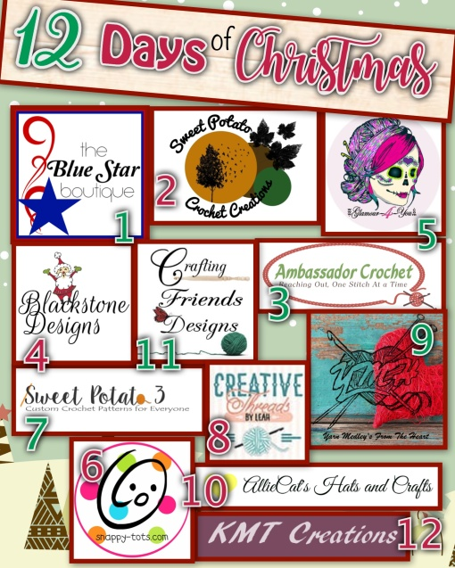 12 Days of Christmas Main Graphic
