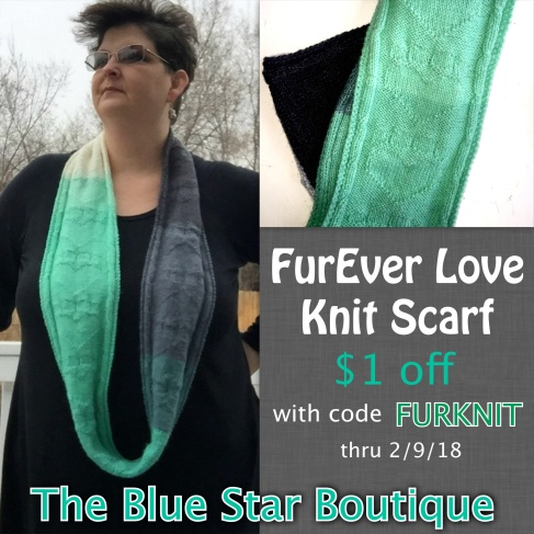 FurEver Love Knit Scarf Launch
