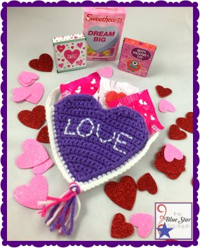 Valentine Treat Bag WM 1